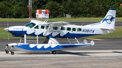 N381TA - Cessna 208B Grand Caravan EX - Tropic Ocean Airways