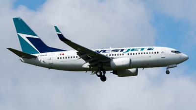 C-GWJO - Boeing 737-7CT - WestJet Airlines