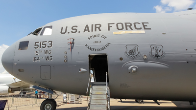05-5153 - Boeing C-17A Globemaster III - United States - US Air Force (USAF)