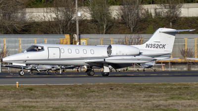 A picture of N352CK - Learjet 35A - Kalitta Charters - © Brad Ice