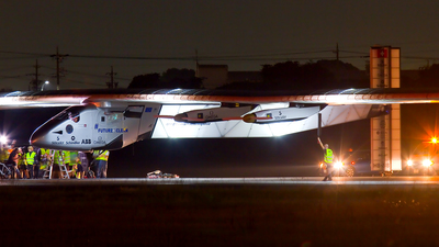 HB-SIB - Solar Impulse S10 - Private