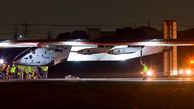 A picture of HBSIB - Solar Impulse 2 - [002] - © Shimizu Brothers