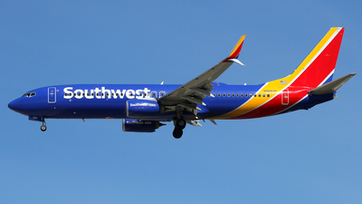 N8683D - Boeing 737-8H4 - Southwest Airlines