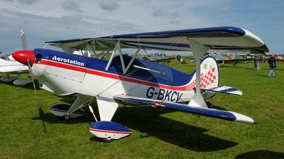 G-BKCV - EAA Acro Sport II - Private