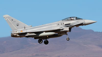 C.16-37 - Eurofighter Typhoon EF2000 - Spain - Air Force