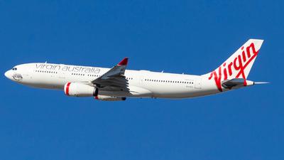 VH-XFC - Airbus A330-243 - Virgin Australia Airlines