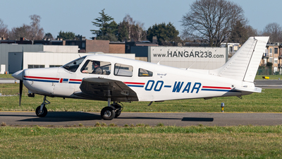 OO-WAR - Piper PA-28-161 Warrior III - Private