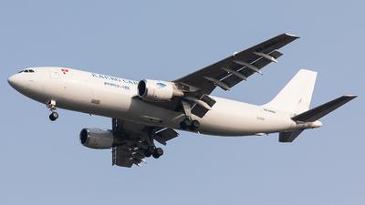 EX-30001 - Airbus A300B4-203(F) - KAP.kg