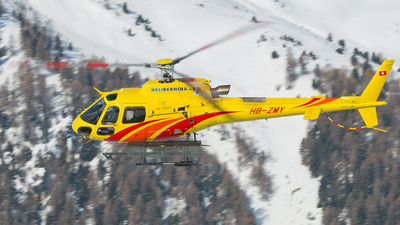 HB-ZMY - Eurocopter AS 350B3 Ecureuil - Heli Bernina