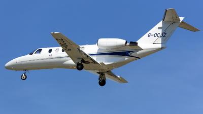G-OCJZ - Cessna 525A CitationJet 2 - Centreline Air Charter