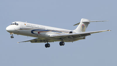 TT-ABC - McDonnell Douglas MD-87 - Chad - Government