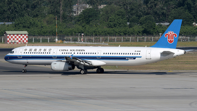 B-1848 - Airbus A321-231 - China Southern Airlines