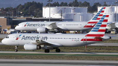 N650AW - Airbus A320-232 - American Airlines