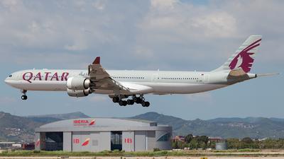 A7-AGC - Airbus A340-642 - Qatar Airways