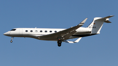 A picture of ECMUS - Gulfstream G650 - Gestair - © ceci wong