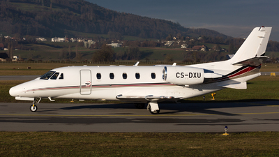 CS-DXU - Cessna 560XL Citation XLS - NetJets Europe
