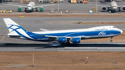 VQ-BGZ - Boeing 747-8HVF - Air Bridge Cargo