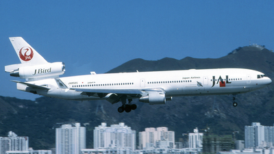 JA8585 - McDonnell Douglas MD-11 - Japan Airlines (JAL)
