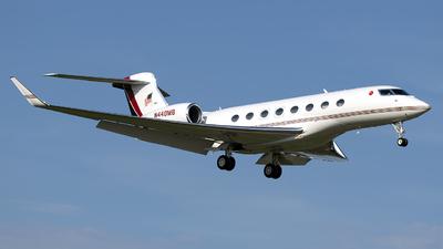 N440MB - Gulfstream G450 - Private