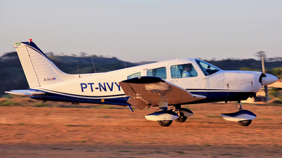 PT-NVY - Embraer EMB-712 Tupi - Escola de Aviação Civil de São João Nepomuceno