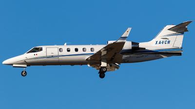 XA-VCM - Bombardier Learjet 31A - Private