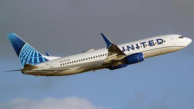 N37298 - Boeing 737-824 - United Airlines