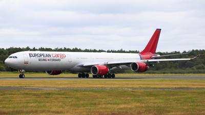 9H-NHS - Airbus A340-642 - Maleth Aero