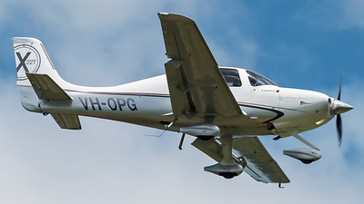 VH-OPG - Cirrus SR22T - Private