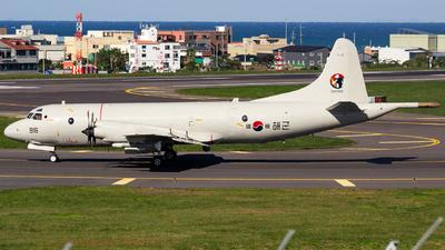 090916 - Lockheed P-3CK Orion - South Korea - Navy