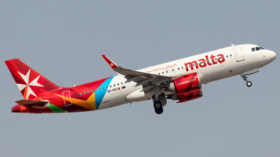 A picture of 9HNEO - Airbus A320251N - Air Malta - © Rui Sequeira