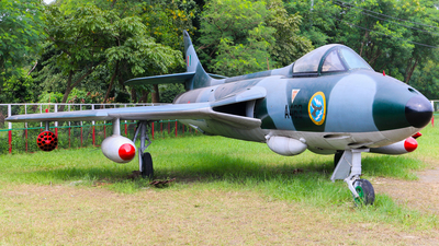 A-463 - Hawker Hunter Mk.56 - India - Air Force