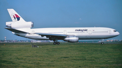 N108WA - McDonnell Douglas DC-10-30(CF) - Malaysia Airlines (World Airways)