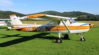 OM-VOS - Reims-Cessna F150L - Private