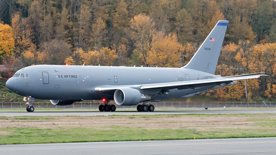 17-46034 - Boeing KC-46A Pegasus - United States - US Air Force (USAF)