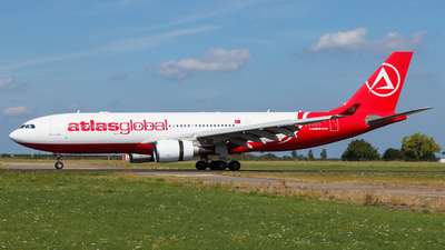 TC-AGF - Airbus A330-203 - AtlasGlobal