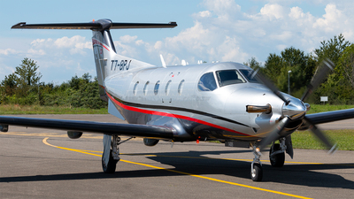 T7-BPJ - Pilatus PC-12/47E - Private