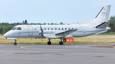 100001 - Saab OS100 - Sweden - Air Force