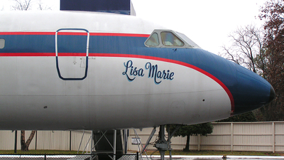 N880EP - Convair CV-880 - Private