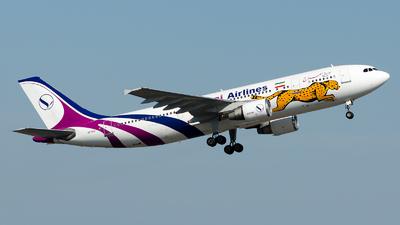 A picture of EPSIG - Airbus A300B4622R - Meraj Air - © Alp AKBOSTANCI