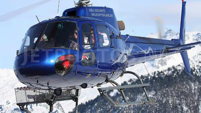 F-HMER - Aérospatiale AS 350B1 Ecureuil - Héli Sécurité