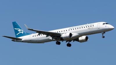 A picture of 4OAOC - Embraer E195LR - Montenegro Airlines - © Michal Furmanczak