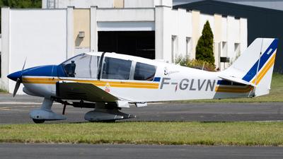 F-GLVN - Robin DR400/140B Major - Aéroclub de Royan - Côte de Beauté