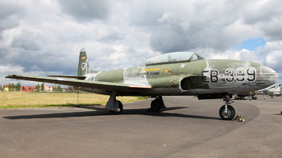 EB-399 - Lockheed T-33A Shooting Star - Germany - Air Force