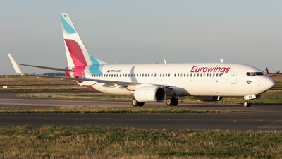 D-ABMV - Boeing 737-86J - Eurowings (TUI)