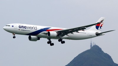 9M-MTE - Airbus A330-323 - Malaysia Airlines