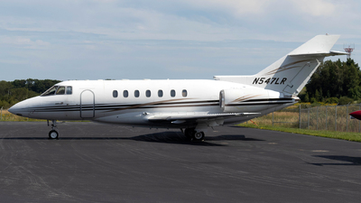 N547LR - Raytheon Hawker 1000 - Private