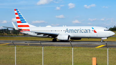 N827NN - Boeing 737-823 - American Airlines
