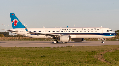 D-AYAI - Airbus A321-253NX - China Southern Airlines