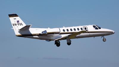 A picture of VHYUL - Cessna 560 Citation Encore - [5600553] - © Nicholas Kimura