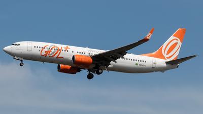 PR-GTU - Boeing 737-8EH - GOL Linhas Aéreas